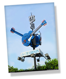 Crossroads signs